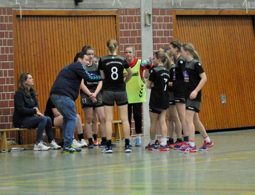 WJC II gewinnt gegen HSG Lichtenau/Großalmerode mit 31:6