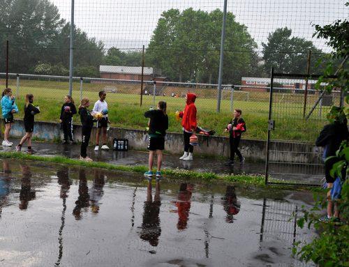wD-Jugend – Its rain again