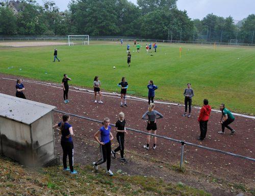Training in Corona Zeiten