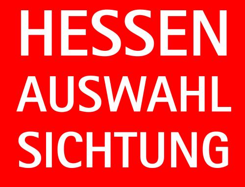 Hessenauswahlsichtung | 2 Jungs der TSG eingeladen!