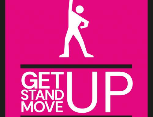 Get Up | Stand Up | MoveUp – Bewegung trotz Pandemie