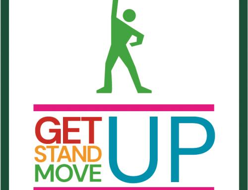 Get Up | Stand Up | MoveUp – läuft weiter